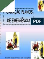 Formação de Planos de Emergência