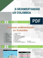 Cuencas sedimentarias