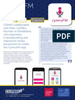 5668 CEMAS Case Study Insert Cymru FM AW