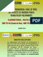 Presentacion Cajamarca