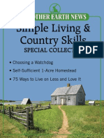 Simple Living & Country Skills Special Collection [SLCS_SpecialIssue PDF]