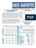 2nd Qtr 2009 Business Barometer