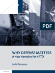 Why Defense Matters