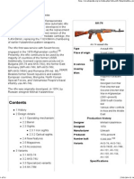 AK-74 - Wikipedia, The Free Encyclopedia