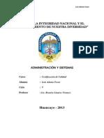 Calidad y Certificacion Tarea 6
