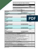 Checklist Receb Conf Materiais