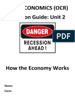 Gcse Economics Revision Unit 2