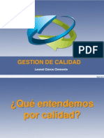 Clases Gestion Calidad 2012