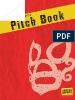 Sweeto Burrito Pitch Book