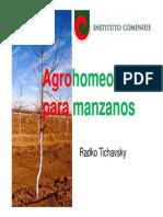 Agohomeopoatia en Manzanos