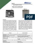 DSI 700 Control Spec