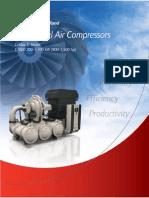 900-1500 HP Centrifugal Compressors