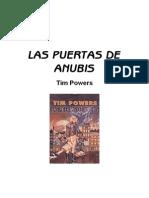 Powers, Tim - Las Puertas de Anubis