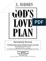 GOD'S-LOVE-PLAN