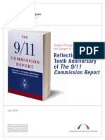 BPC HSP Reflections on the Tenth Anniversary of the 9-11 Commission Report July 2014