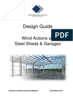 ASI Design Guide - Wind Actions on Steel Sheds and Garages