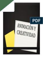 Animación y Creatividad