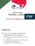 PyLadies - De Shopping Con Python / Django