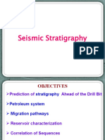 seismic stratigraphic technique