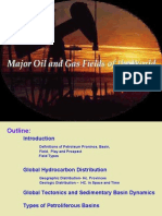petroliferous basins of world