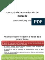 92333858 Ejemplo de Segmentacion de Mercado