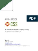 Glidea Guia Basica Css