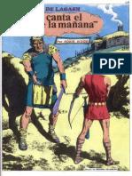 Nippur de Lagash 079 - E082 - Cuando Canta El Pajaro de La Mañana [Woodiana]