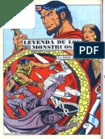 Nippur de Lagash 081 - E083 - Leyenda de Los Monstruos [Woodiana]