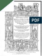 De la descripción y antigüedades de la Villa de Onteniente juntamente con la de Agullent y Capdete. Capítulo XXXVI
