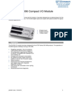 Exor PLIO06 OI Module Specsheet