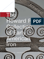 The Howard Roth Collection of Early American Iron | Skinner Auctions 2744M, 2743T and 2757B