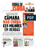 edição de Junho do Jornal de Lisboa