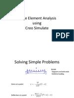Finite Element Analysis-Intro