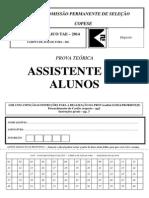 Assistente de Alunos