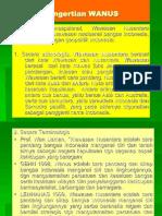 Pertemuan 3 Wawasan Nusantara