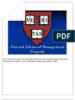 Staff Review of Harvard Learning Annotated 2