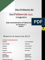 Slide Bilancio