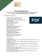 Tematica Horti Licenta 2013