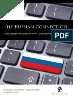 2014 Russian Connection European Far Right