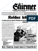 Der Stürmer - 1936 - Nr. 01