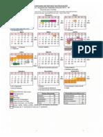 Calendario Escolar 2014