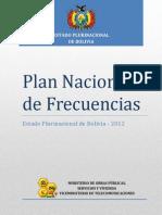 Plan Nacional de Frecuencias - Att