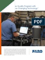 Faro Case Study Brilex