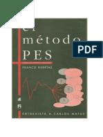 El Método Pes (Entrevista a Carlos Matus)