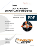 Cable Reel - Tripper Car 3000-CV-003 Manual (0)