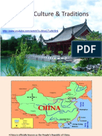 chinese culture  traditions english