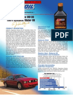 AmsoilSyntheticOilProductInfo Sheets (14)