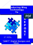 introducing blog technology