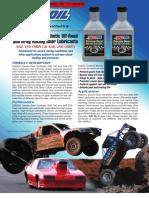 Volvo Lubricants & Coolants A5 Brochure - Nov 26 | Motor Oil
