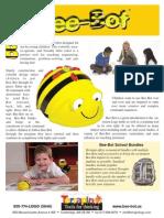 Bee Bot Product Sheet